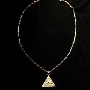 Other - All seeing eye (fashion jewelry)